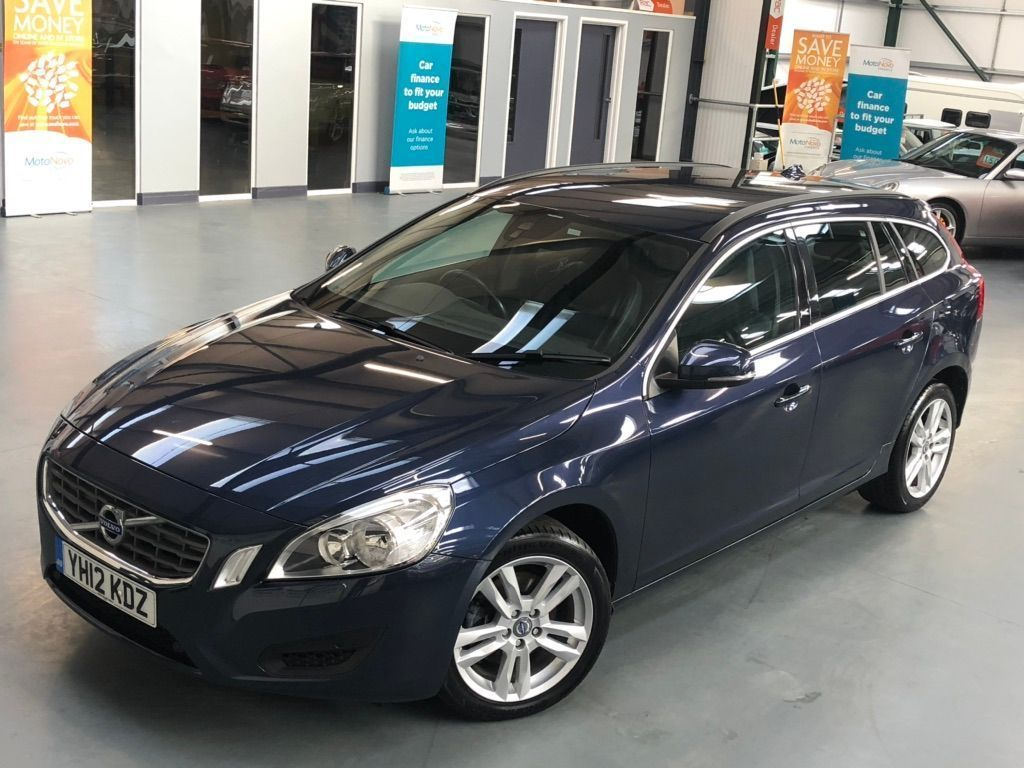 Volvo V60 Estate 1.6 D2 SE Powershift 5dr