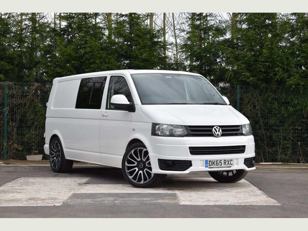 Volkswagen Transporter Unlisted 2.0 TDI BlueMotion Tech T32 Startline 5dr LWB