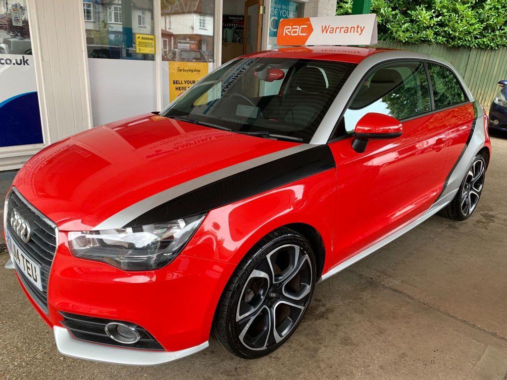 Audi A1 Hatchback 1.2 TFSI Contrast Edition Plus 3dr