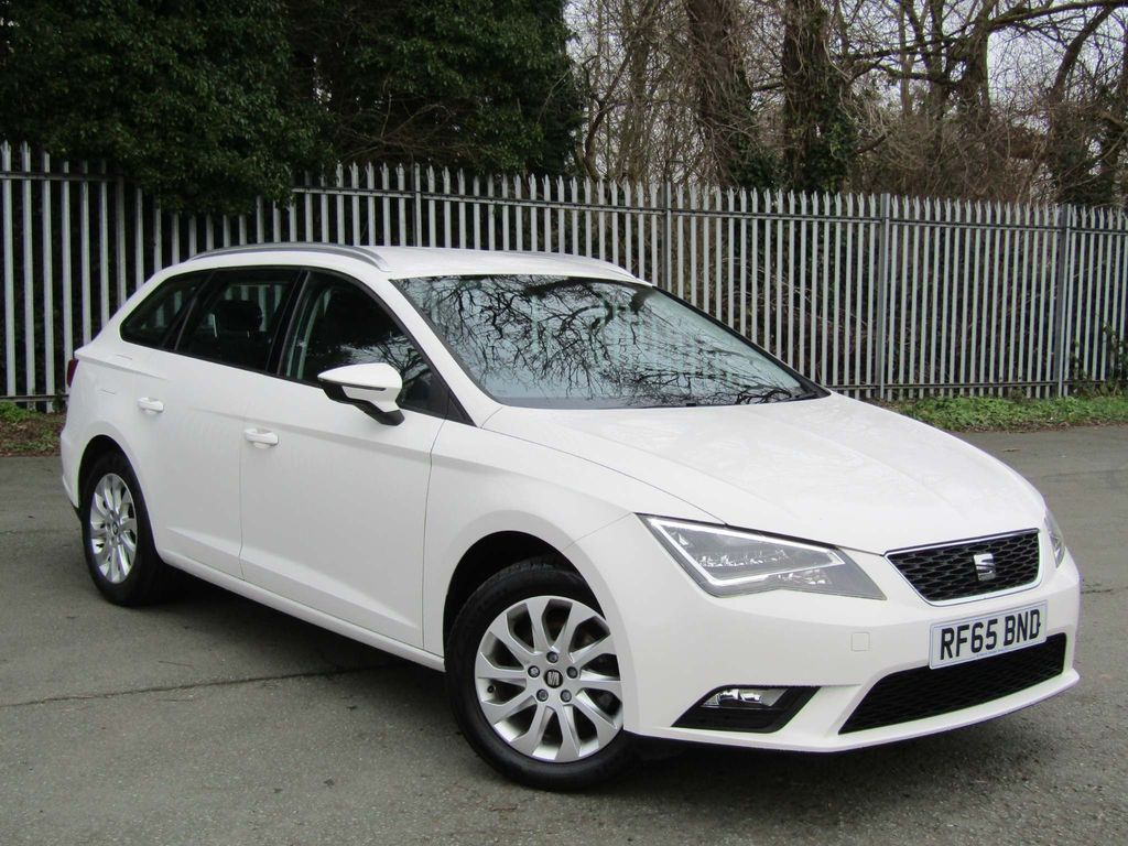 SEAT Leon Estate 1.2 TSI SE (Tech Pack) ST (s/s) 5dr