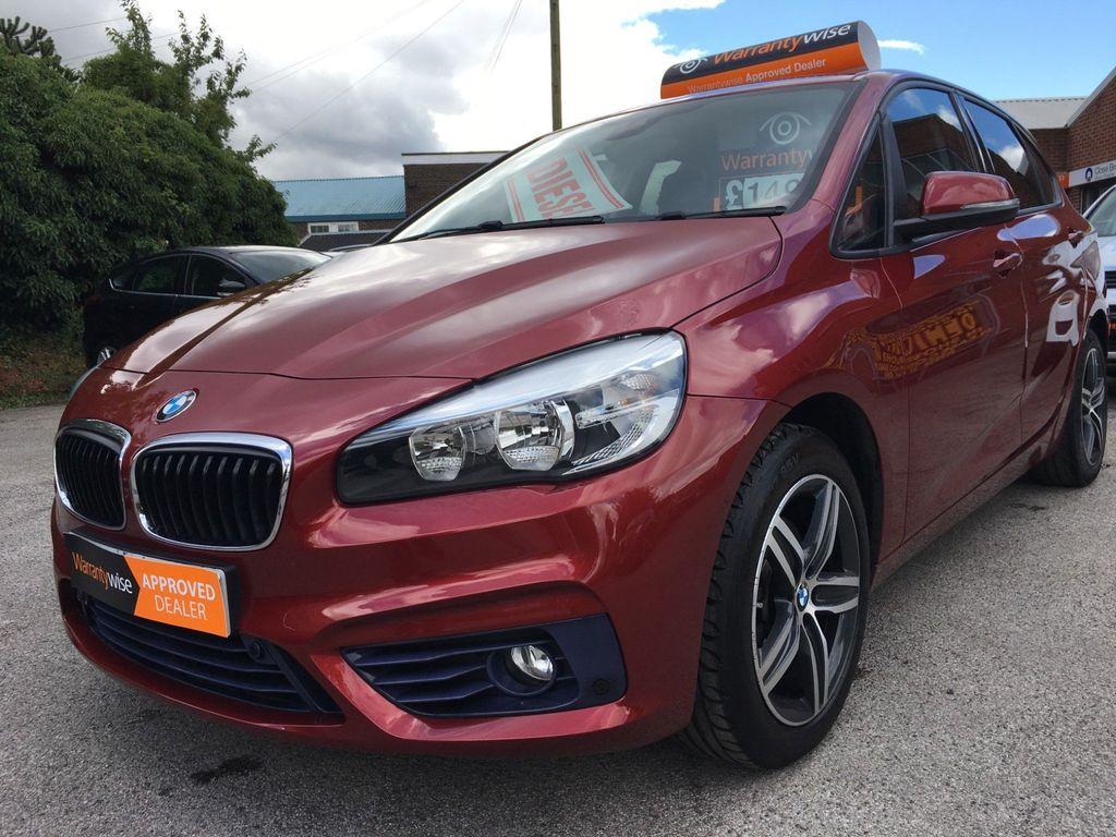 BMW 2 Series Active Tourer MPV 2.0 218d Sport Active Tourer (s/s) 5dr