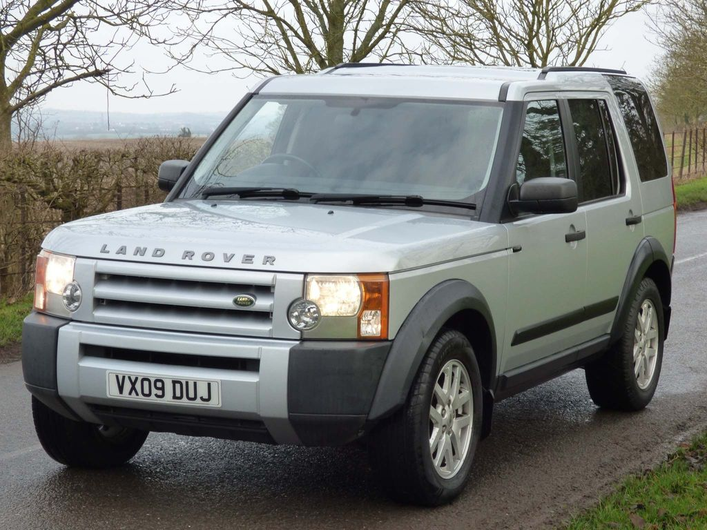 Land Rover Discovery 3 SUV 2.7 TD V6 Panel Van 5dr