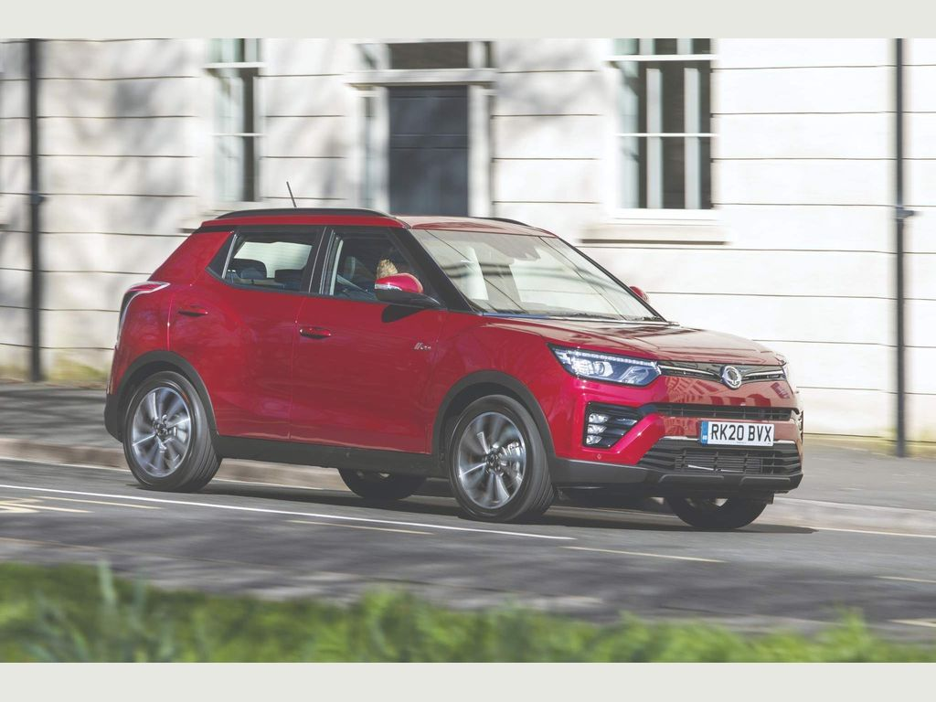 SsangYong Tivoli SUV 1.5P Ultimate (s/s) 5dr