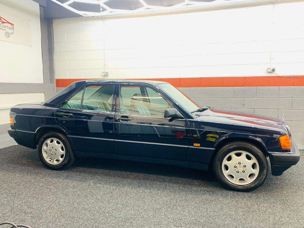 Mercedes-Benz 190 Saloon 1.8 E 4dr