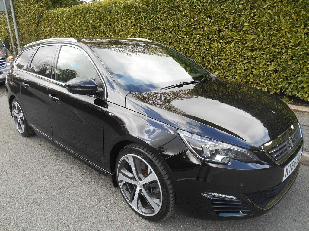 Peugeot 308 SW Estate 2.0 BlueHDi GT EAT6 5dr