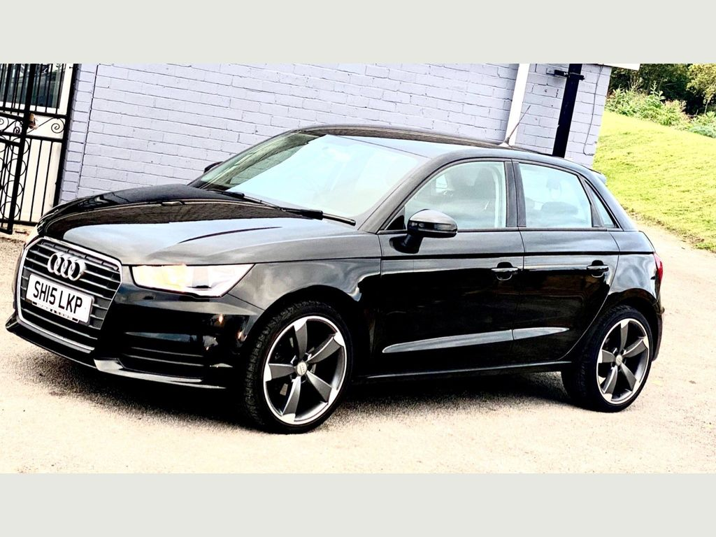 Audi A1 Hatchback 1.6 TDI SE Sportback (s/s) 5dr