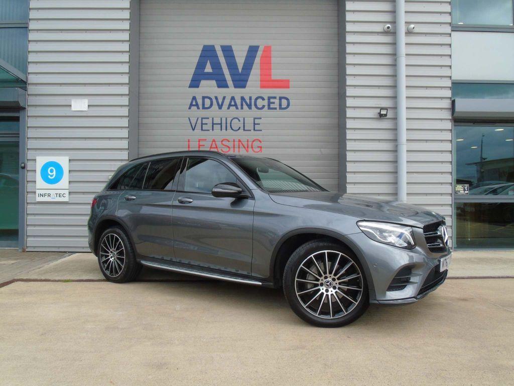 Mercedes-Benz GLC Class SUV 2.1 GLC220d AMG Line (Premium) G-Tronic 4MATIC (s/s) 5dr
