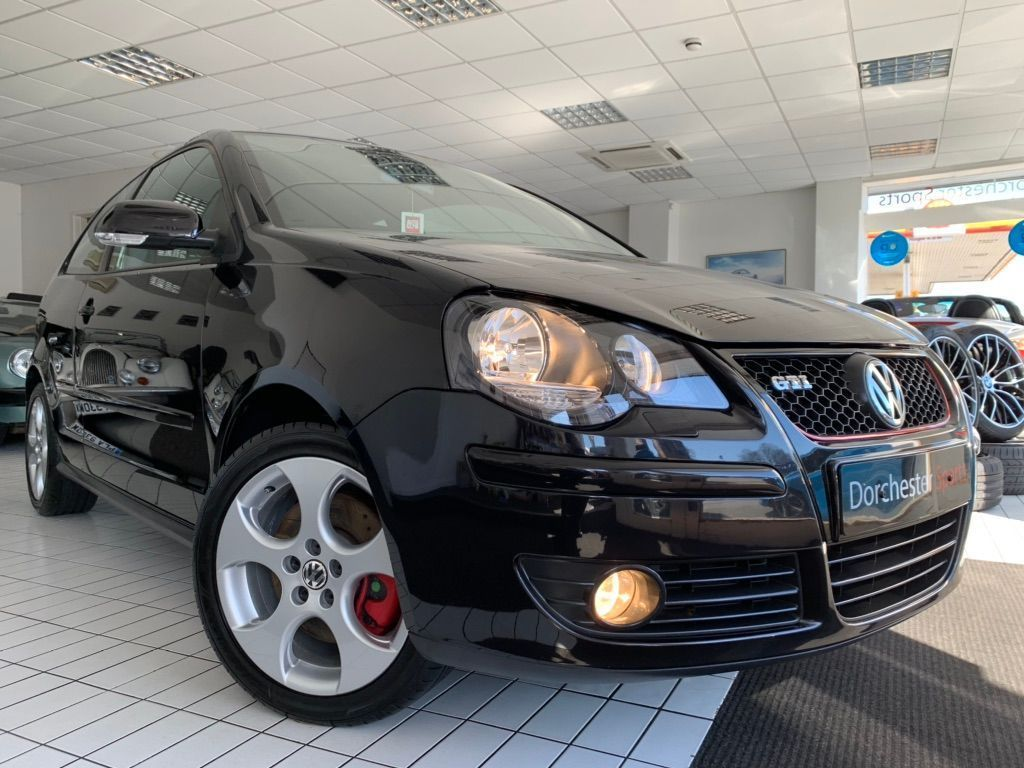 Volkswagen Polo Hatchback 1.8 Turbo GTI 3dr