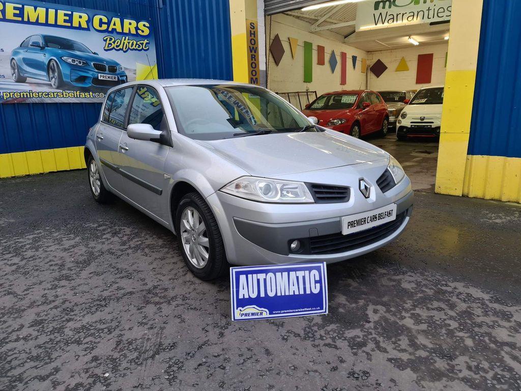 Renault Megane Hatchback 1.6 VVT Dynamique Proactive 5dr
