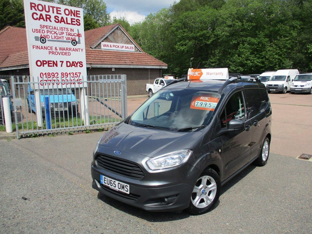 Ford Transit Courier Temperature Controlled 1.5 TDCi Trend L1 EU5 (s/s) 5dr