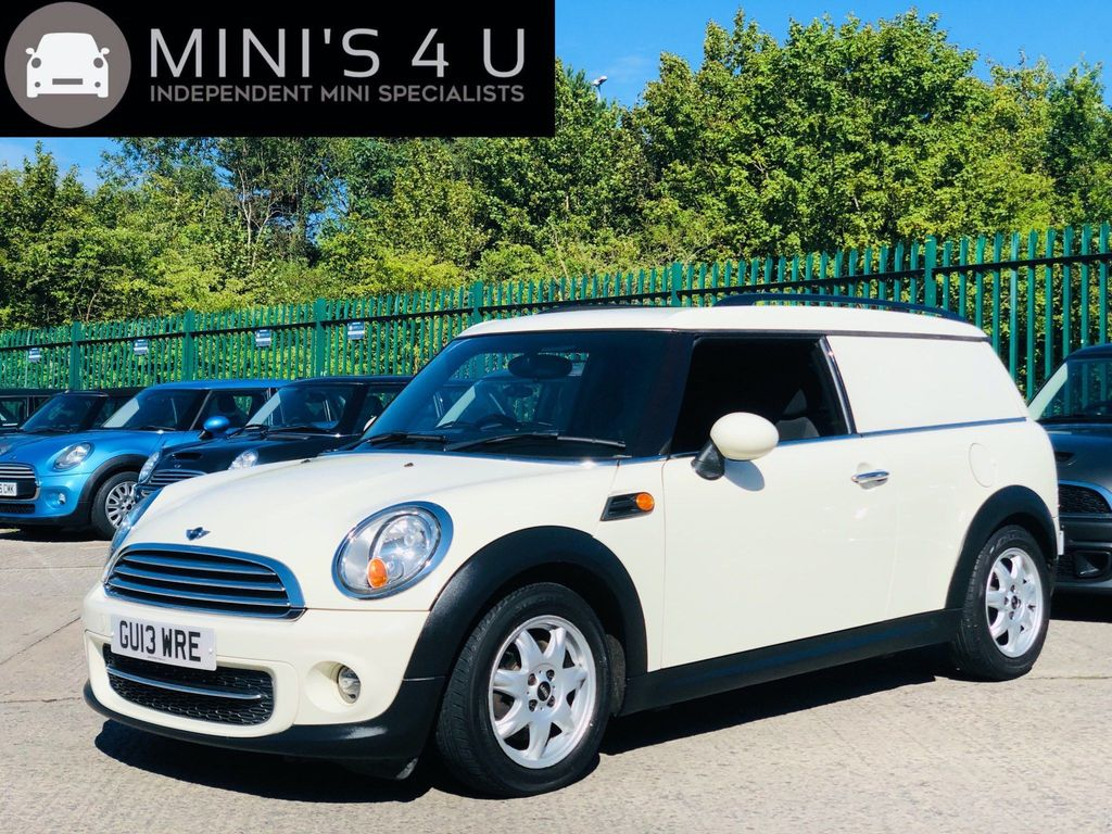 MINI Clubvan Other 1.6 TD Cooper D 5dr