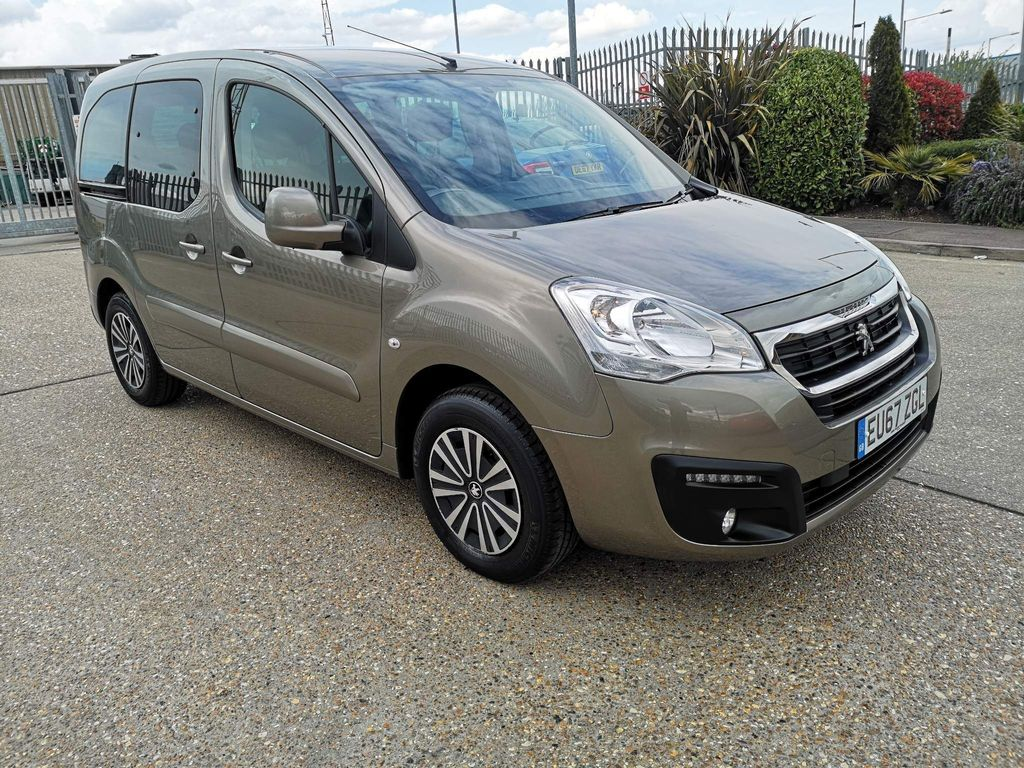 Peugeot Partner Tepee MPV 1.6 BlueHDi Active ETG (s/s) 5dr