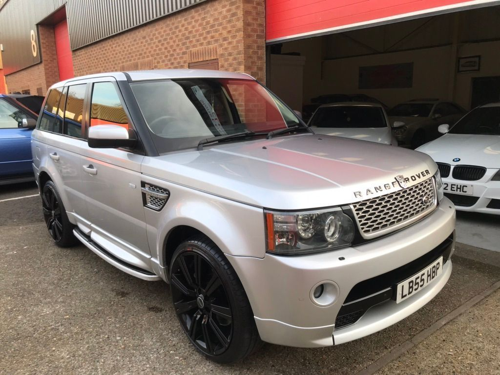 Land Rover Range Rover Sport SUV 4.2 V8 Supercharged HSE