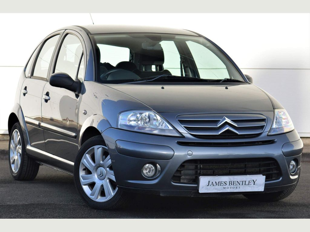 Citroen C3 Hatchback 1.6 i 16v Exclusive 5dr