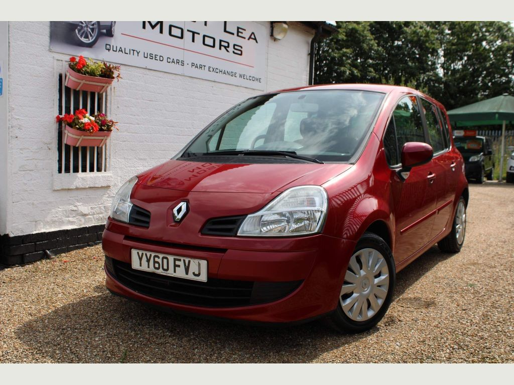 Renault Grand Modus MPV 1.2 TCe Expression 5dr