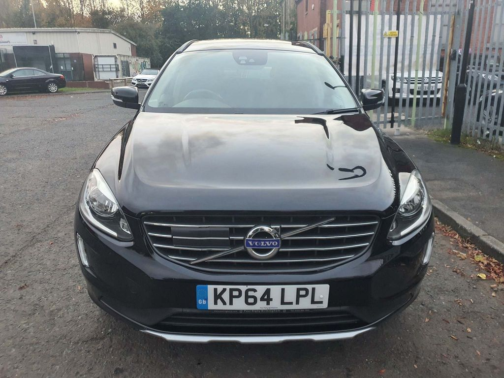 Volvo XC60 SUV 2.4 D4 SE Nav Geartronic AWD 5dr