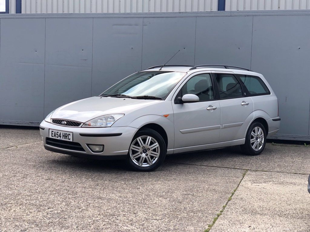 Ford Focus Estate 1.8 TDCi Ghia 5dr