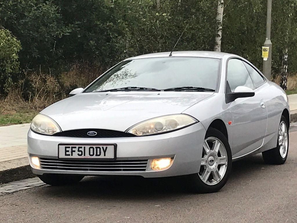 Ford Cougar Coupe 2.5 24v 3dr