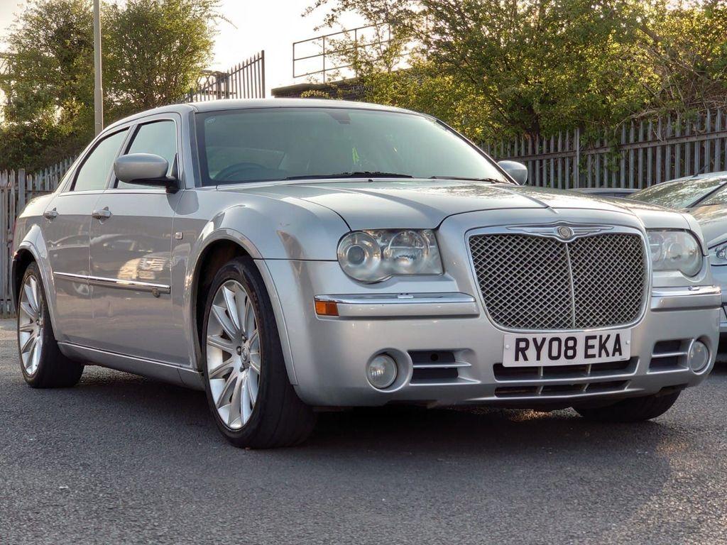 Chrysler 300C Saloon 3.0 CRD V6 SRT Design 4dr