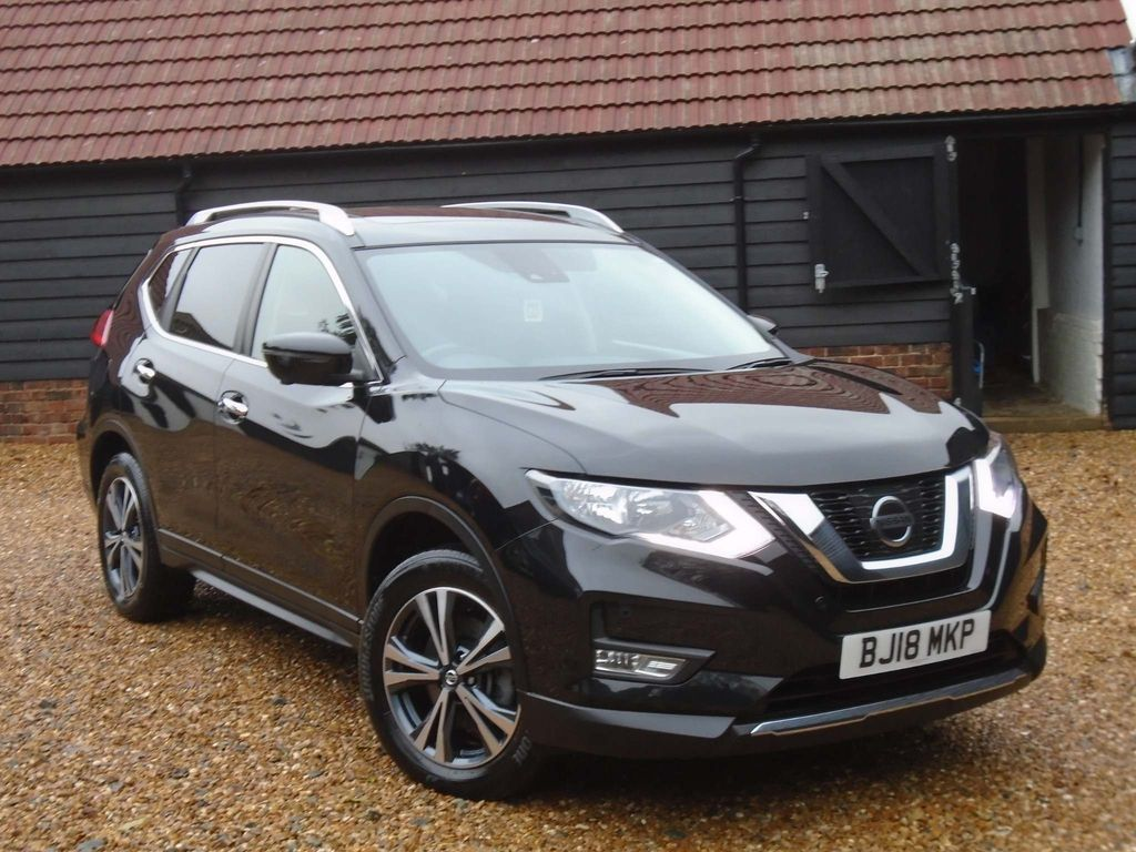Nissan X-Trail SUV 1.6 dCi N-Connecta (s/s) 5dr