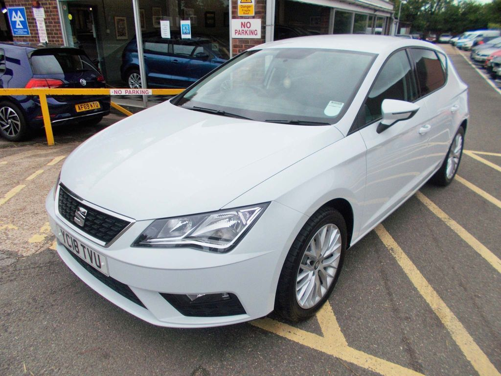 SEAT Leon Hatchback 1.2 TSI SE Dynamic Technology (s/s) 5dr