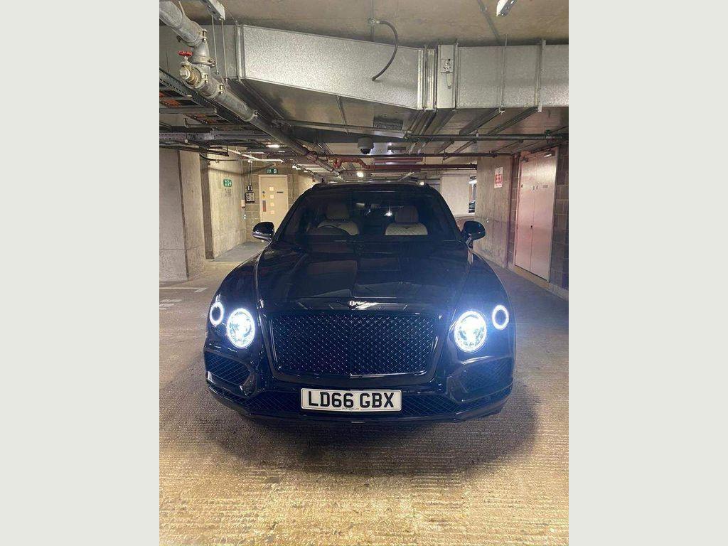 Bentley Bentayga SUV 6.0 W12 Auto 4WD (s/s) 5dr