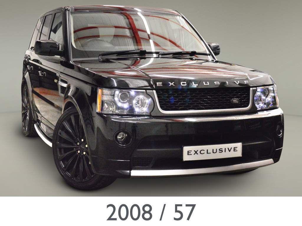 Land Rover Range Rover Sport SUV 2.7 TDV6 Stormer SE EXCLUSIVE