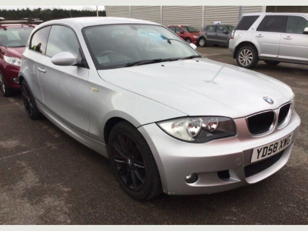 BMW 1 Series Hatchback 2.0 120i M Sport 3dr