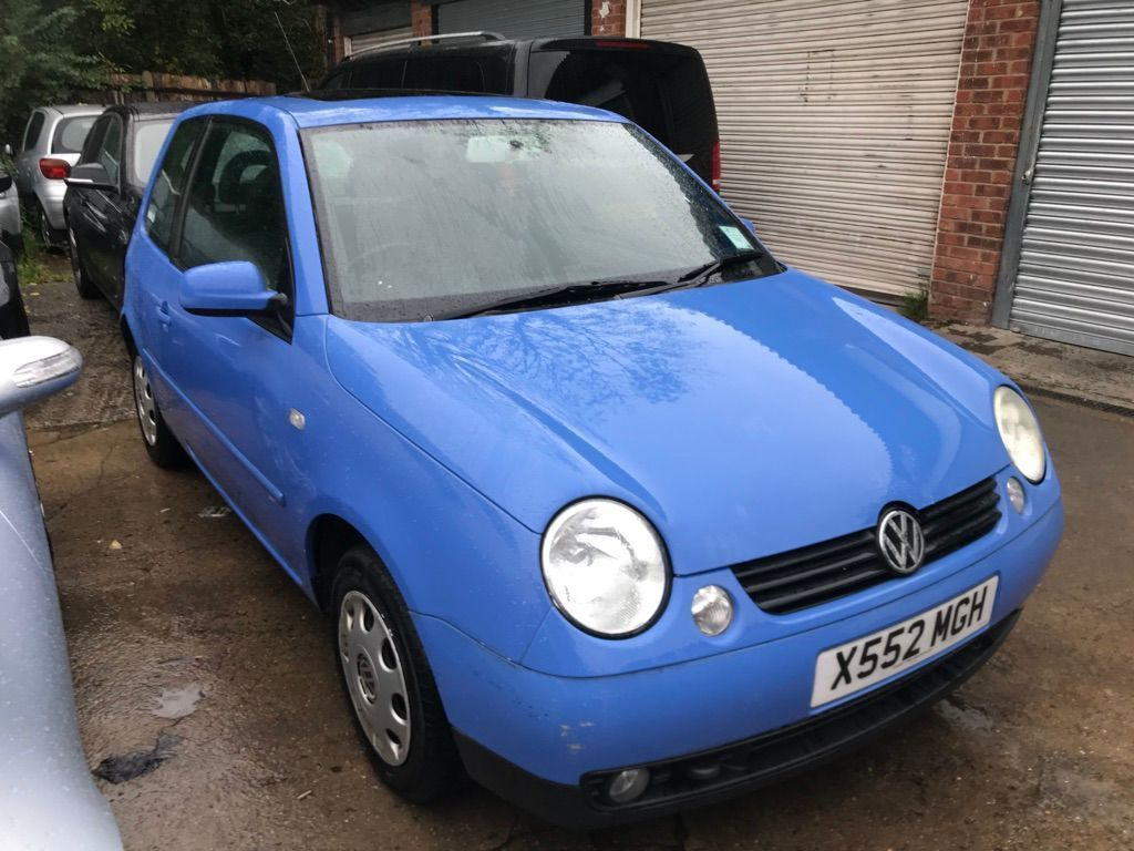 Volkswagen Lupo Saloon 1.4 E Hatchback 3dr Petrol Automatic (175 g/km, 75 bhp)