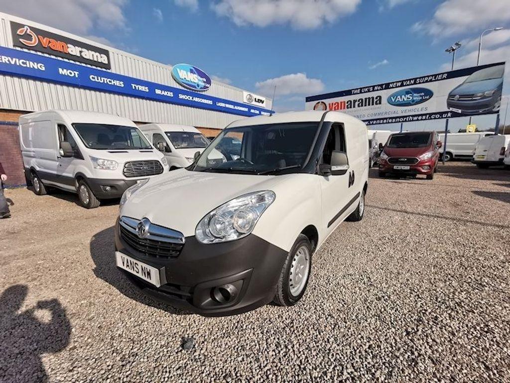 Vauxhall Combo Panel Van 1.3 CDTi 2000 16v Panel Van L1 H1 3dr (EU6)
