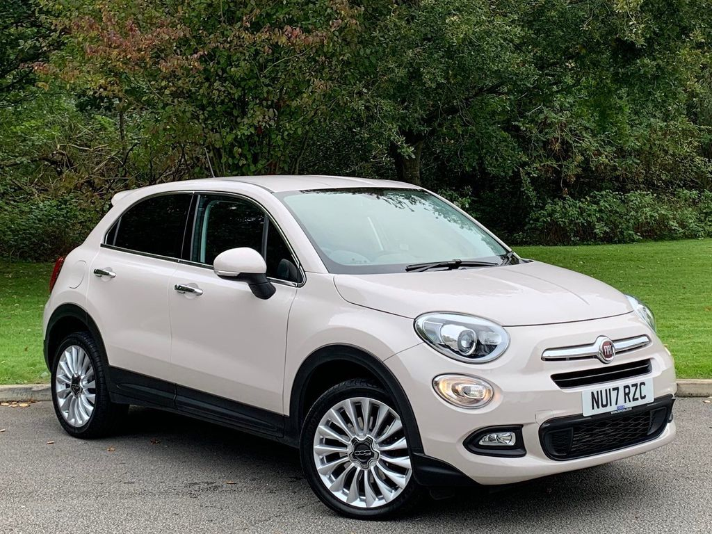 Fiat 500X SUV 1.4 MultiAir Lounge DCT (s/s) 5dr