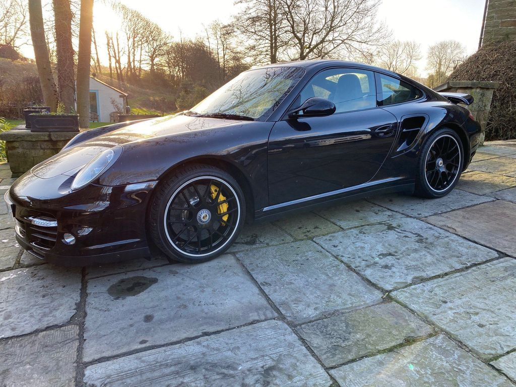 Porsche 911 Coupe 3.8 997 Turbo S PDK AWD 2dr