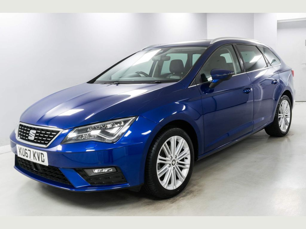 SEAT Leon Estate 1.4 EcoTSI XCELLENCE Technology ST (s/s) 5dr