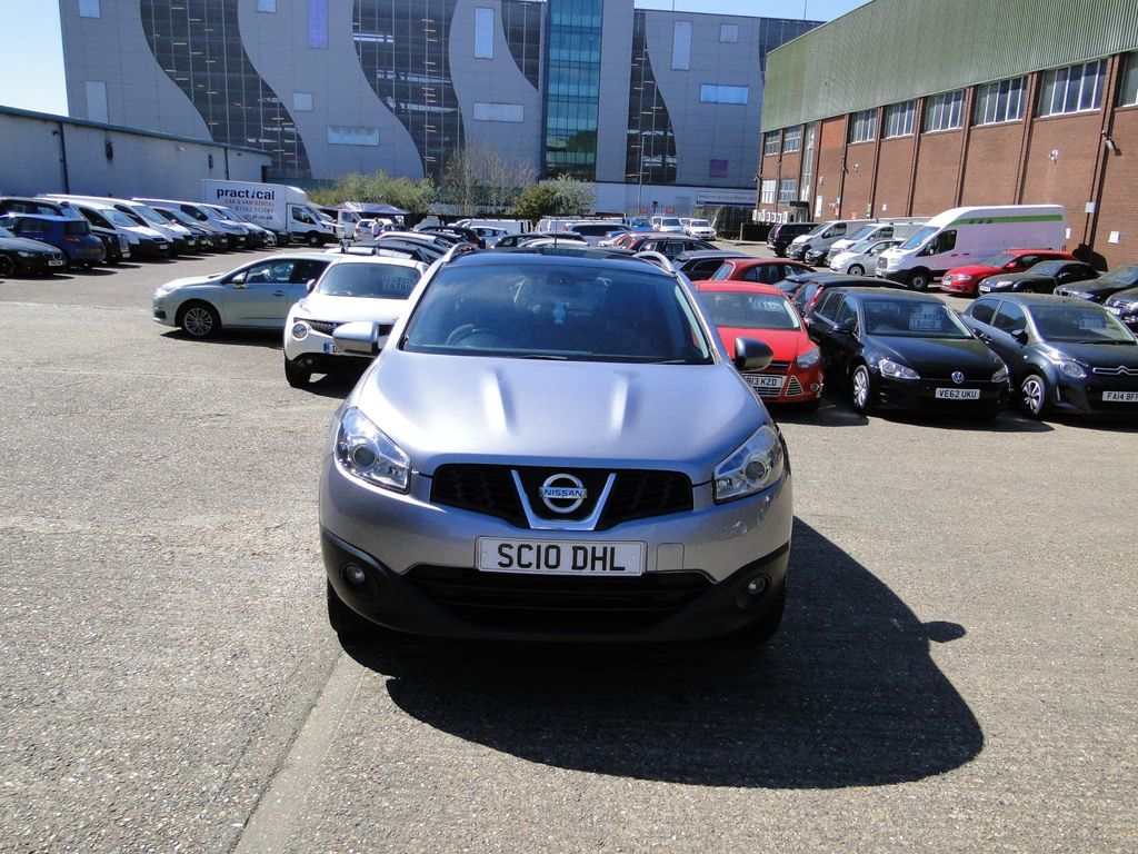 Nissan Qashqai+2 SUV 1.5 dCi Acenta 2WD 5dr