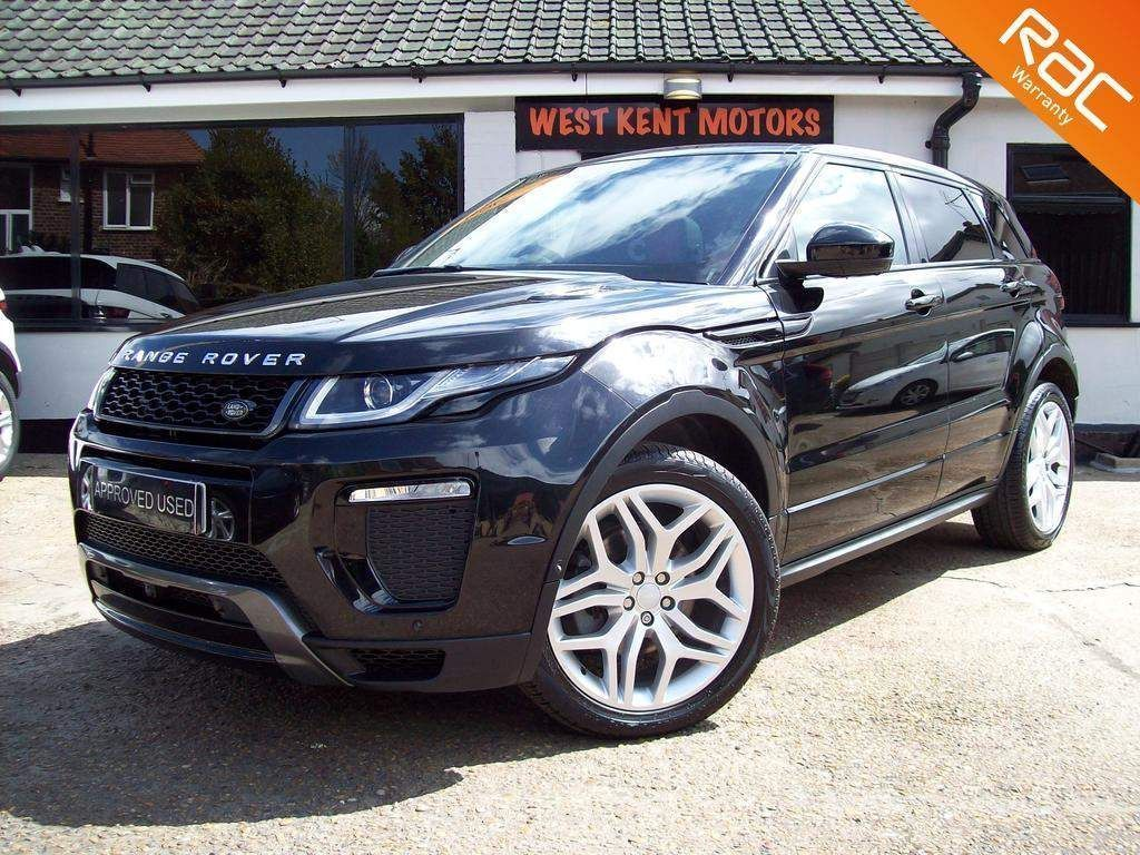 Land Rover Range Rover Evoque SUV 2.0 SD4 HSE Dynamic Lux Auto 4WD (s/s) 5dr