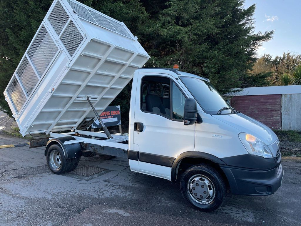 Iveco Unlisted Tipper 35C11