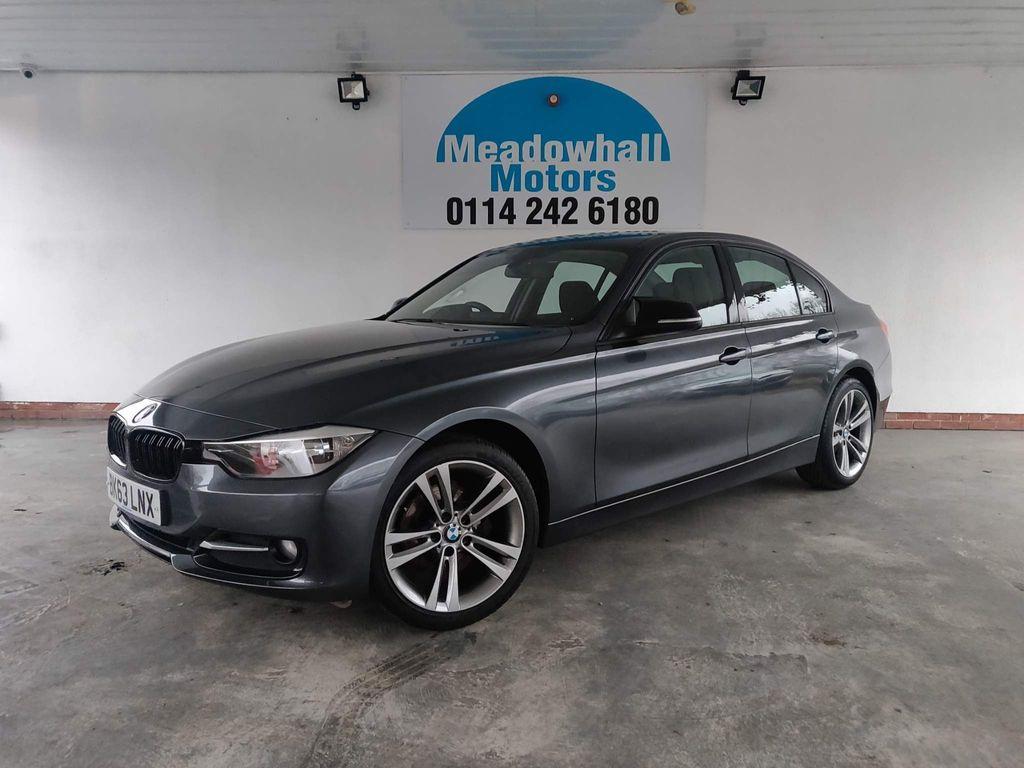 BMW 3 Series Saloon 2.0 316d Sport (s/s) 4dr
