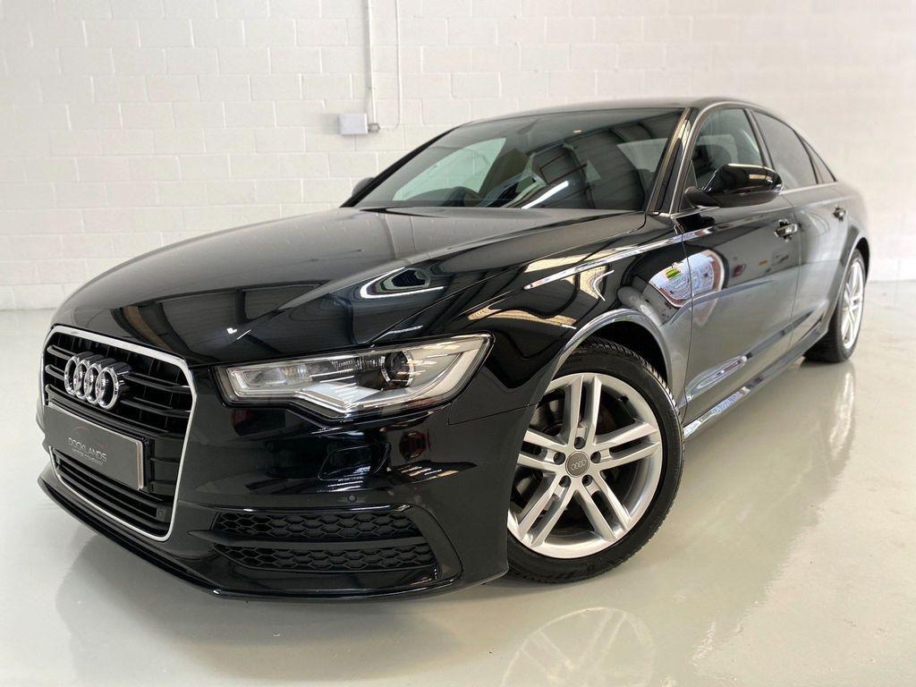 Audi A6 Saloon Saloon 2.0 TDI ultra S line (s/s) 4dr