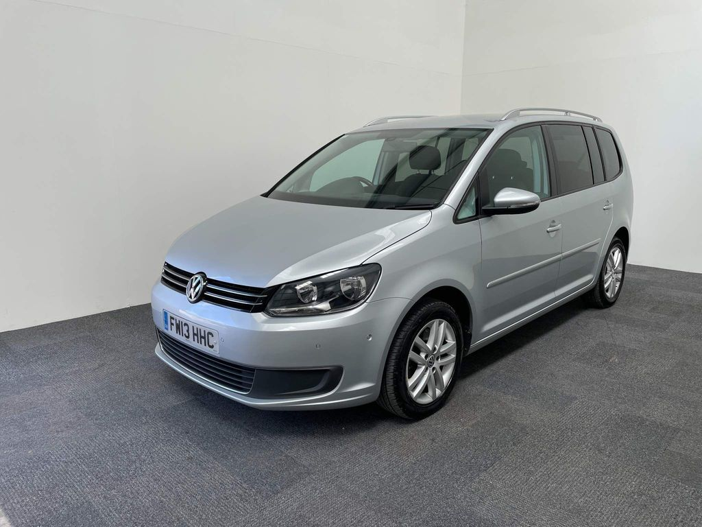 Volkswagen Touran MPV 2.0 TDI CR SE DSG 5dr (7 Seat)