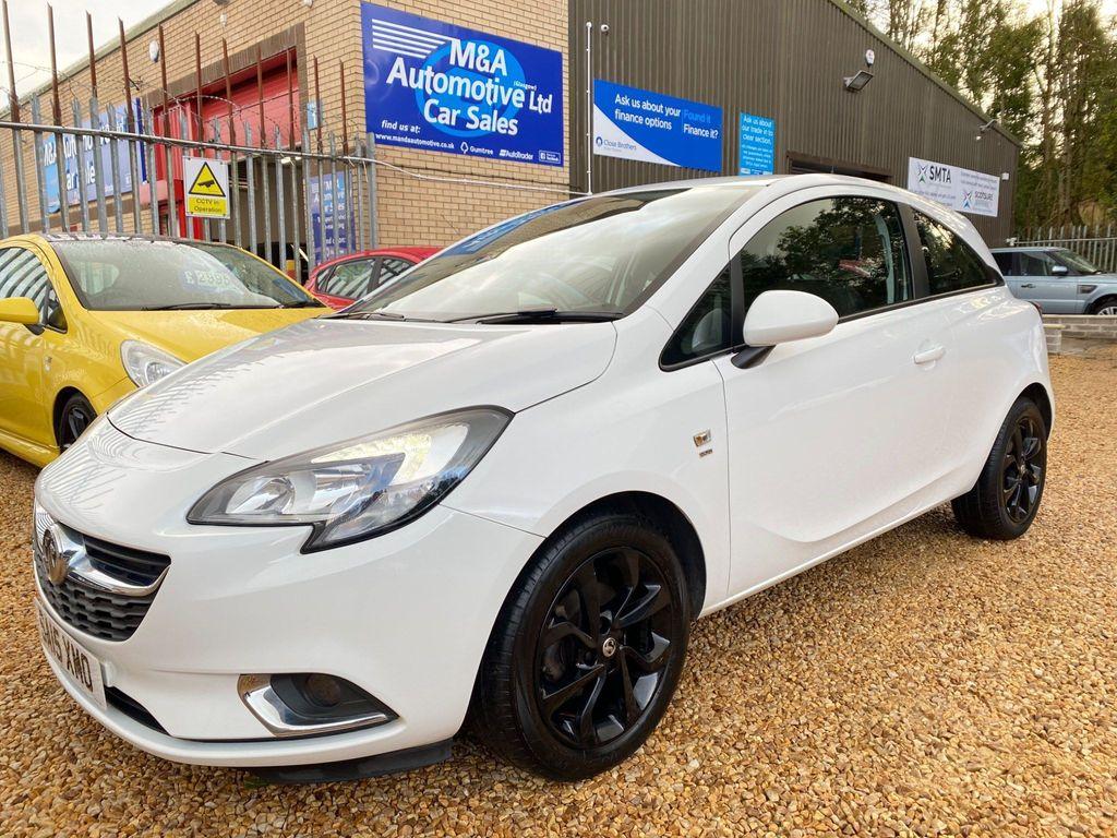 Vauxhall Corsa Hatchback 1.4i ecoFLEX SRi 3dr