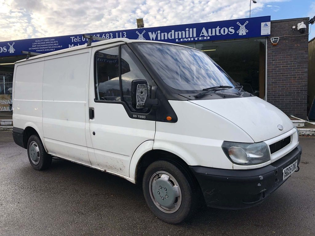 Ford Transit Panel Van 2.0 TDI 280 SWB Leader Panel Van 4dr (SWB)