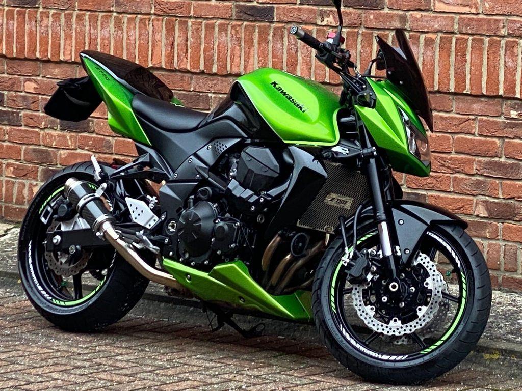 Kawasaki Z750 Naked 750 L9F