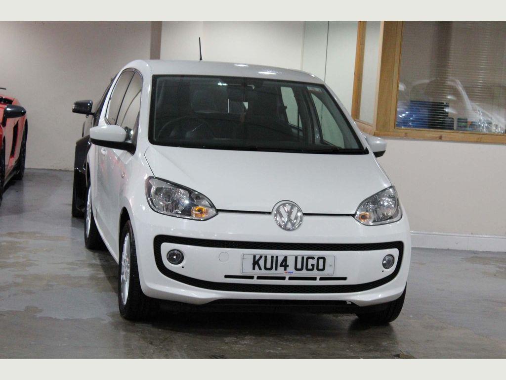 Volkswagen up! Hatchback 1.0 High up! ASG 5dr