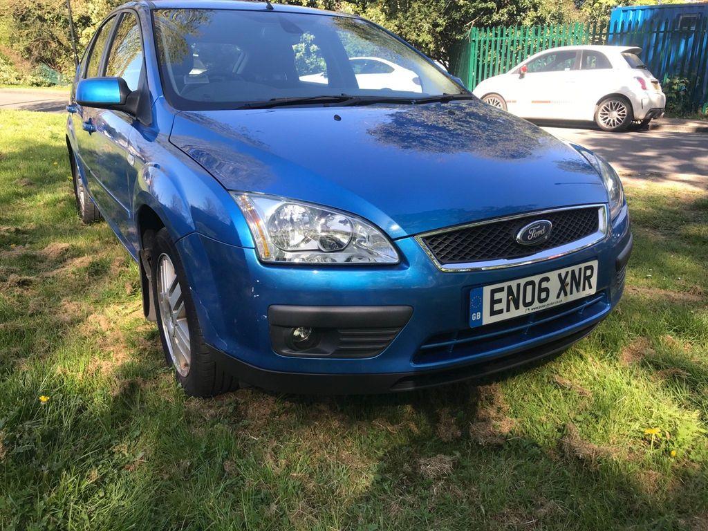 Ford Focus Hatchback 2.0 Ghia 5dr