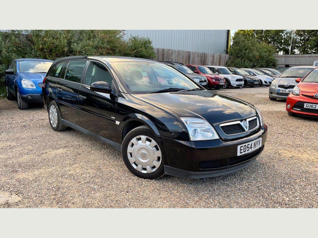 Vauxhall Vectra Estate 1.9 CDTi 16v Life 5dr