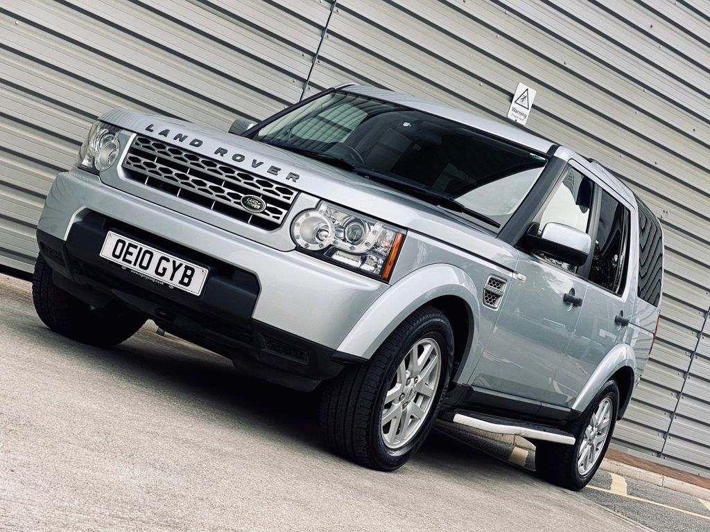 Land Rover Discovery 4 SUV 2.7 TD V6 GS 5dr