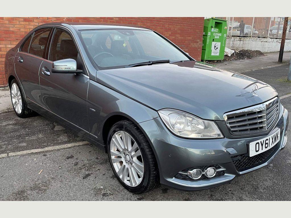 Mercedes-Benz C Class Saloon 2.1 C220 CDI Elegance Edition 125 4dr