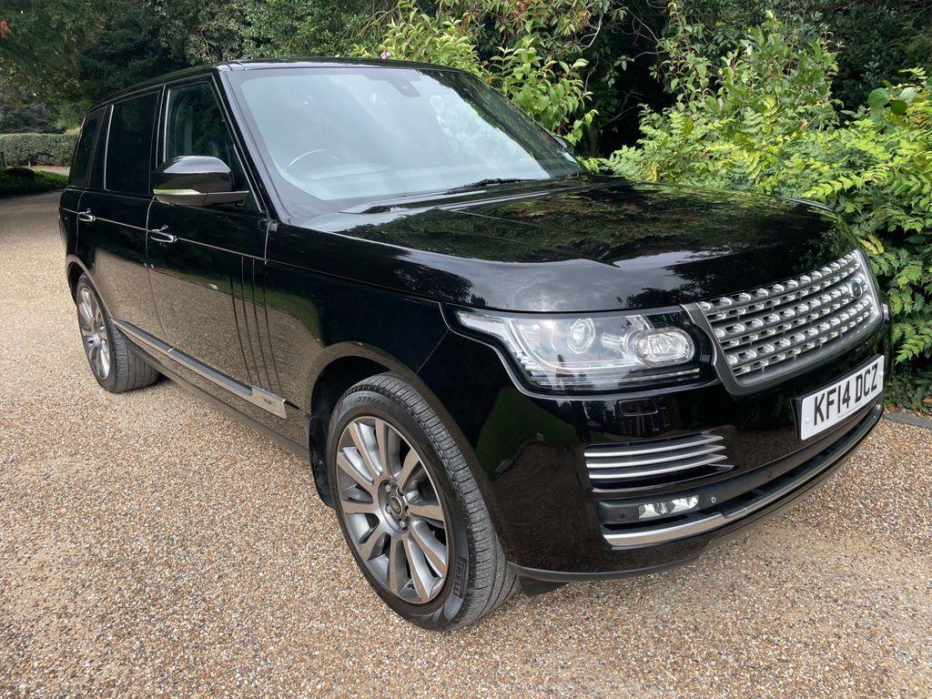 Land Rover Range Rover SUV 4.4 SD V8 Autobiography Auto 4WD 5dr LWB