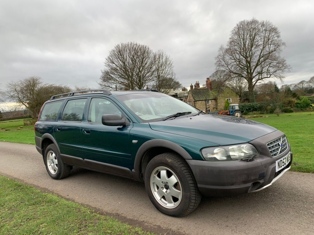 Volvo XC70 Estate 2.4 D5 S 5dr