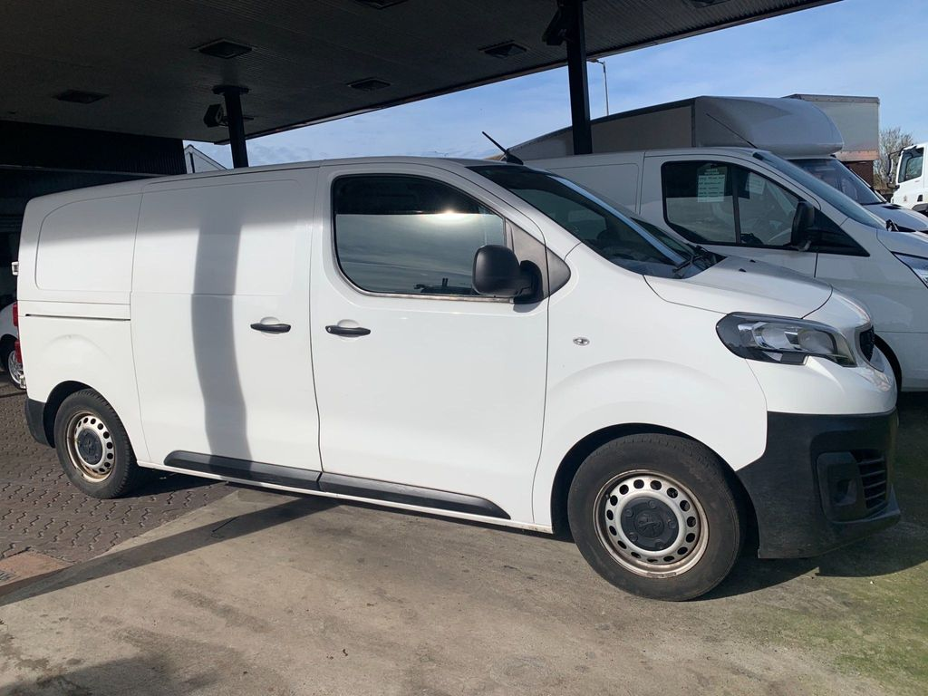Peugeot Expert Panel Van 1.6 BlueHDi 1000 S Standard Panel Van SWB EU6 6dr